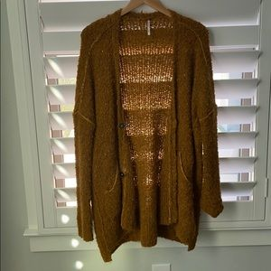 Slouchy, oversized Free People sweater